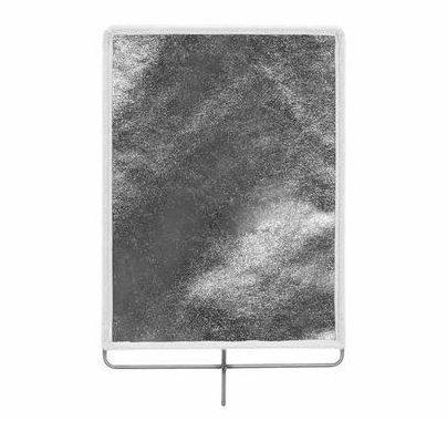Modern Studio 24x36 Inch Silver Reflector Flag