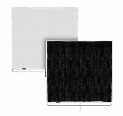Modern Studio 4x4 Poly Bounce Black / White Griffolyn