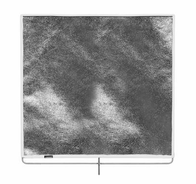 Modern Studio 4x4 Soft Silver Bounce Reflector