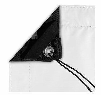 Modern Studio 6x6 Griff White / Black Poly w/ Bag