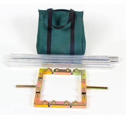 Modern Studio Deluxe 4x4 Breakdown Frame w/ Bag