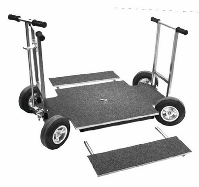 Modern Studio  Doorway Dolly 4 Wheel Steering 041-7820