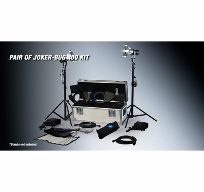 Pair of Joker 400 Kit Single Case KO400JBPair