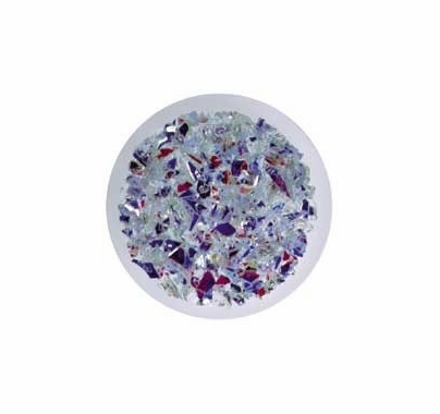 Rosco Cool Lavender Prismatic Glass Gobo Pattern B Size 43802