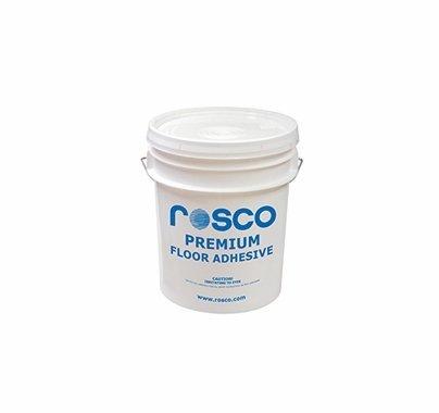 Rosco Latex Floor Adhesive #755, 1 Gallon Pail