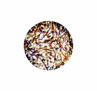 Rosco Red Lavender Yellow Featherlight Colorizer Glass Gobo Pattern B Size