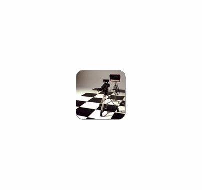 "Rosco Studio Tiles, 36""x36"" -  Black"
