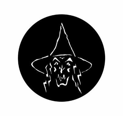 Rosco Wicked Witch 78104 Standard Steel Gobo