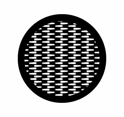 Rosco Zippered Gobo Steel Pattern 78748