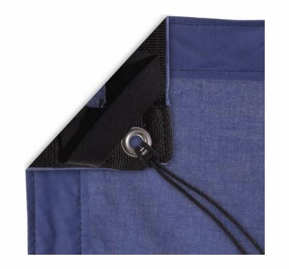 Modern Studio 10x20 Night Blue Muslin With Bag