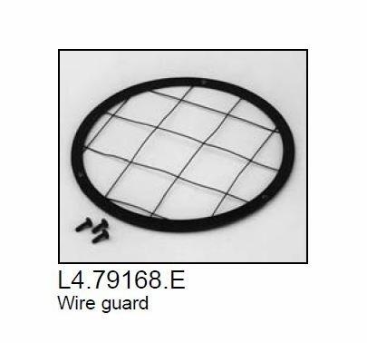 Arri 300 Plus Fresnel Wire Guard, Part, L4.79168.E