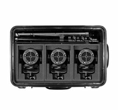 Fiilex K301 Classic Travel 3 Light Kit (3 x P360 Classic)