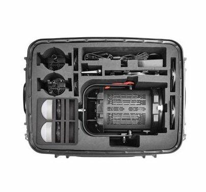 Fiilex X381 Gaffer Kit 3 Light LED Kit