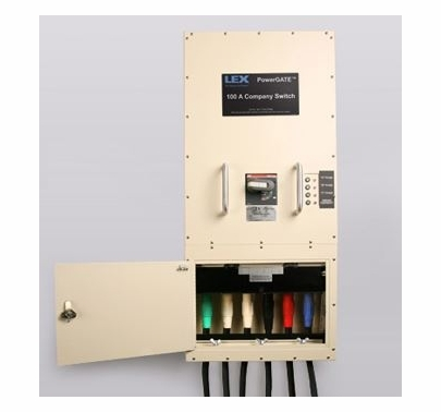 Lex Company Switch 400A 6 Wire Type 1 Indoor Electrical Disconnect