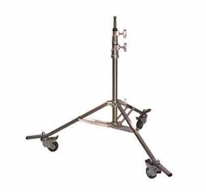 Modern Mini Baby 2 Riser Roller Stand Stainless