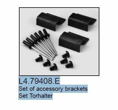 Set of Accessory Brackets / Barndoor Ears  L4.79408.E