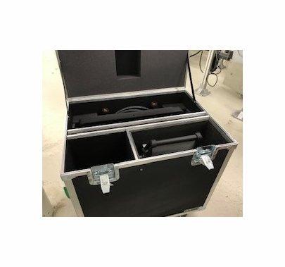 Aadyntech Sturdy Jab Quad Case w/ Wheels