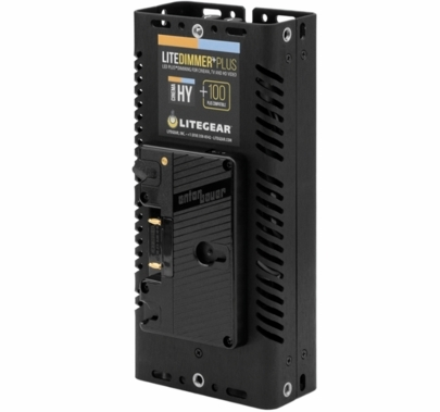 LiteGear LiteMat Plus 1 Hybrid LED Light Kit Gold Mount