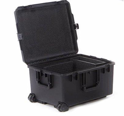 LitePanels Astra Traveler Duo Pelican Hard Case 2 Slot Foam Lined