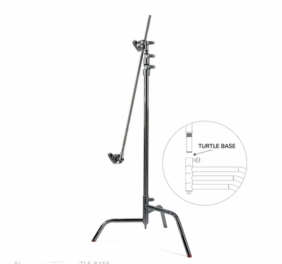 """Matthews C+Stand 40"""" w/ Removable Base  and  Grip Head & 40"""" Grip Arm"""