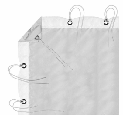 Modern Studio 12' x 20' 1/2 Soft Frost with Bag