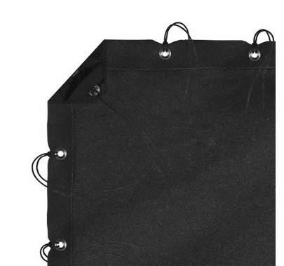 Modern Studio 12' x 20' Underwater Black with Bag