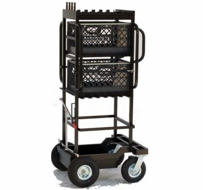 BackStage Equipment C-Stand Mini Cart