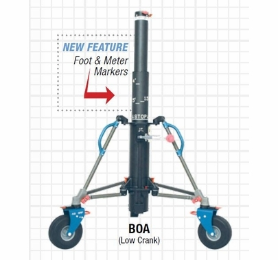 BOA 220 Low Crank Up Stand