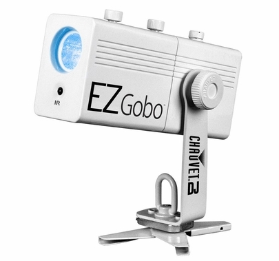 Chauvet DJ EZgobo LED Battery-Powered Gobo Projector