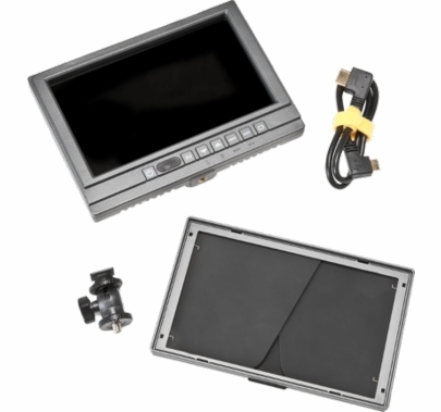 "F&V F3 7"" Field Monitor LCD Backlit HDMI High Res"