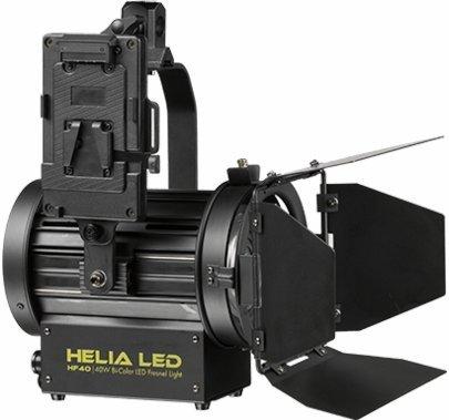 Ikan Helia Bicolor LED Fresnel 3 Light Kit