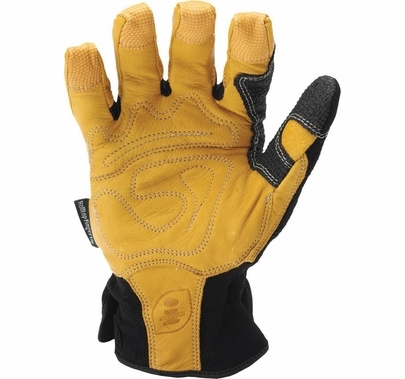 Ironclad Ranchworx Leather Gloves - Large