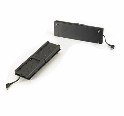 LED MiniPlus DV Battery Adapter Plate for Sony Batteries