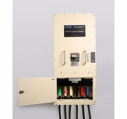 Lex Company Switch 200A 5 Wire Type 1 Indoor Electrical Disconnect