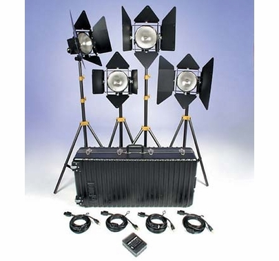 Lowel DP 4 Light Kit D2-94Z