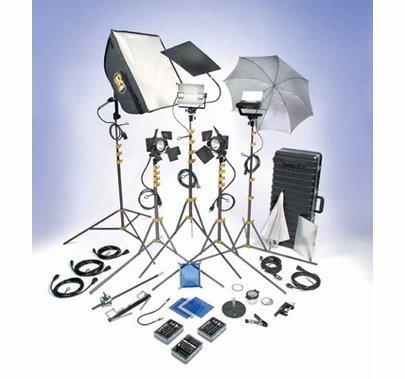 Lowel DV 55 Pro Light Kit    DVP-95