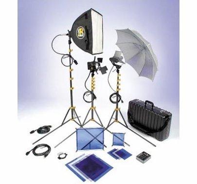 Lowel DV Core 250 Light Kit  DVC-91