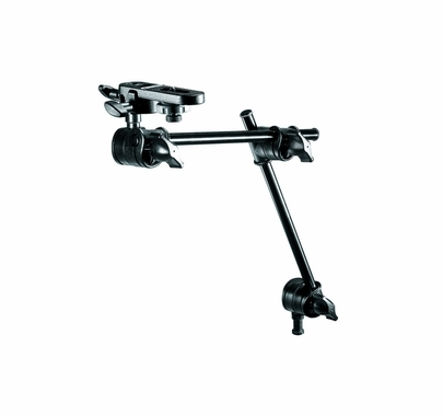 Manfrotto 2-Section Single Articulated Arm w/Camera Bracket (143BKT)