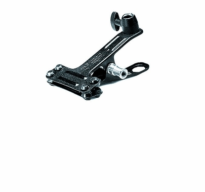 """Manfrotto Mini Spring Clamp with 5/8 Stud and 5/8"""" Receiver, 275"""
