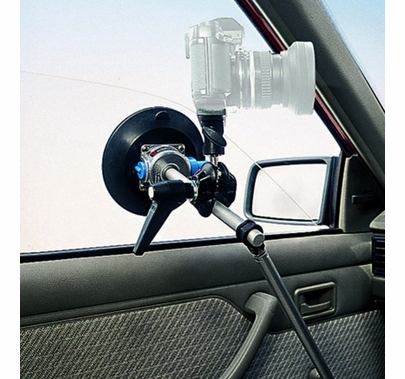 Manfrotto Suction Cup with Camera Support, 241V
