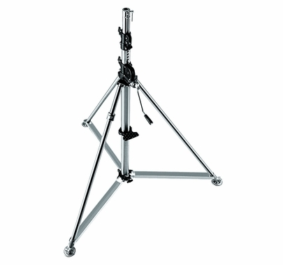Manfrotto Super Wind Up Stainless Steel Stand (special order) 387XU