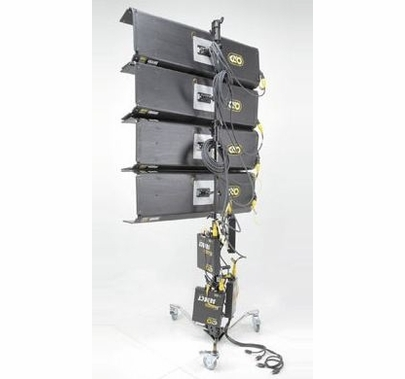 Matthews K-Stacker Kino Flo Junior Light Stand Adapter, B119737