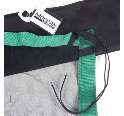 Modern Studio 6x6 Single Scrim / Net (black) with Bag