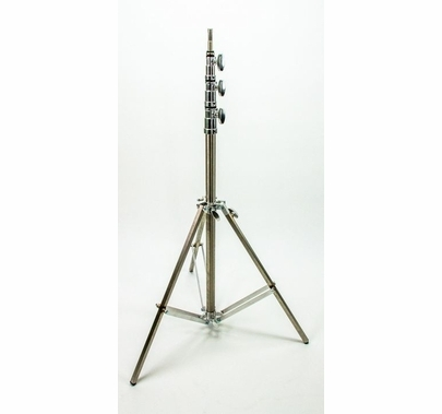 Modern Studio  Baby 3 Riser Stand Rocky Mountain Leg Stainless
