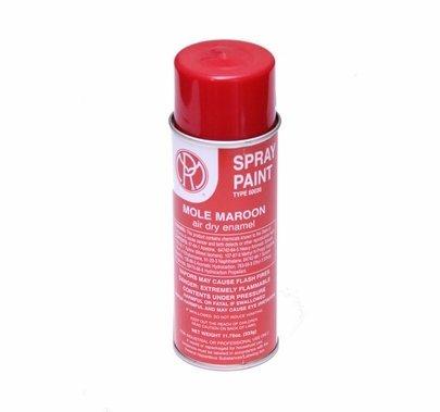 Mole Maroon Spray Paint