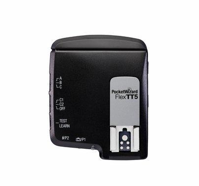 PocketWizard FlexTT5 Canon Wireless Transceiver Trigger