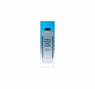 Rosco Clear Fog Fluid, Liter,  200086000034