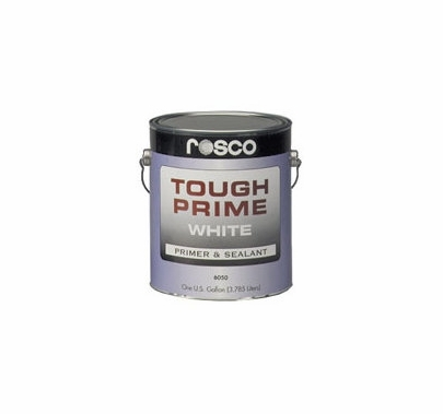Rosco Tough Prime Paint White 5 Gallon Primer
