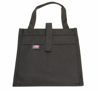 "Scrim Bag fits up to 7 3/4"" Wire Scrims, Black"