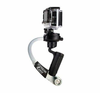 Steadicam Curve Go Pro Camera Stabilizer Silver